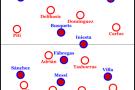 Barcelona-vs-Rayo-Vallecano-Grundformationen